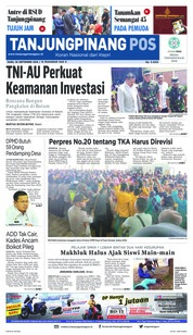 Cover Tanjungpinang Pos 26 September 2018