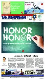 Cover Tanjungpinang Pos 25 November 2018