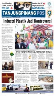 Cover Tanjungpinang Pos 26 November 2018