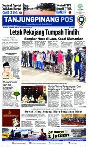 Cover Tanjungpinang Pos 27 November 2018