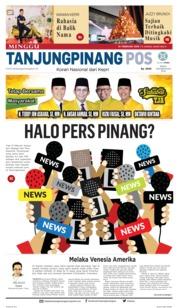 Cover Tanjungpinang Pos 10 Februari 2019