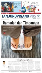 Cover Tanjungpinang Pos 12 Mei 2019