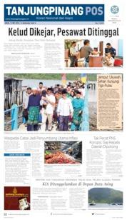 Cover Tanjungpinang Pos 13 Mei 2019