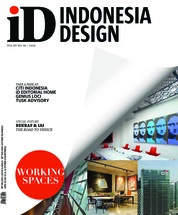 Cover Majalah INDONESIA design /ED 85 APR 2018