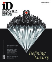 INDONESIA design Magazine Cover ED 86 July 2018