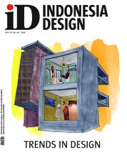 Cover Majalah INDONESIA design ED 88 Oktober 2018