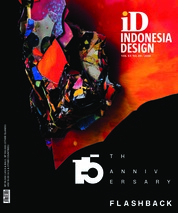 Cover Majalah INDONESIA design ED 89 Desember 2018