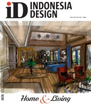INDONESIA design Magazine Cover ED 90 March 2019
