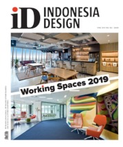 Cover Majalah INDONESIA design ED 92 Juli 2019