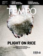 Cover Majalah TEMPO ENGLISH ED 1583 / 22–28 JAN 2018 ED 1583 22–28 Januari 2018