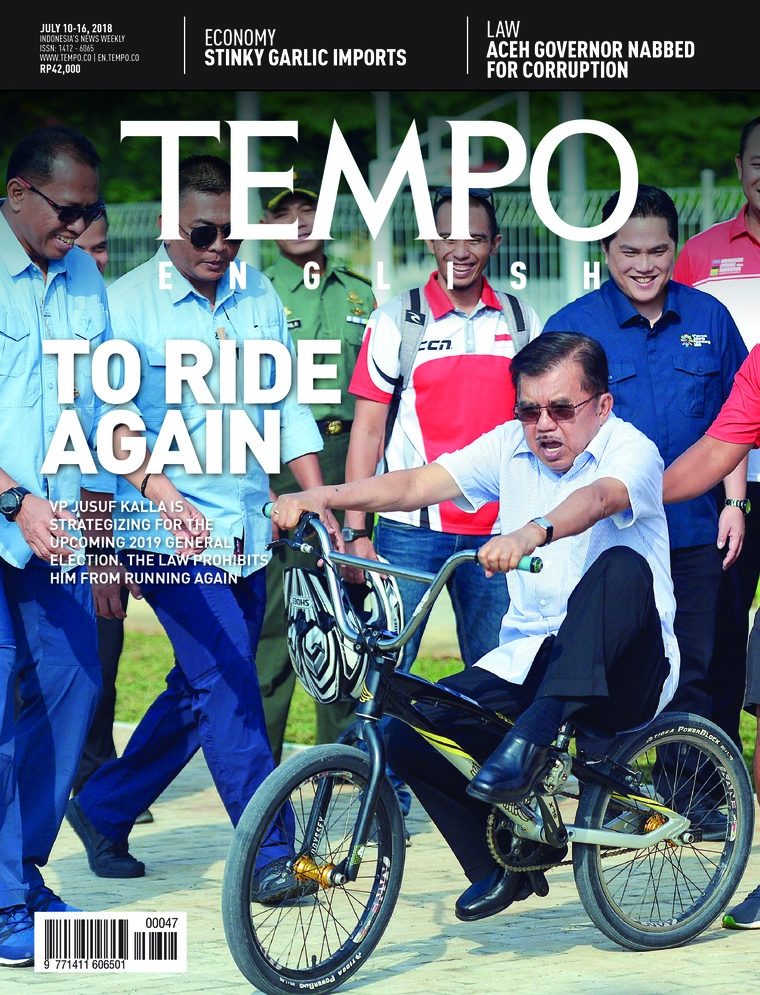 Majalah Digital TEMPO ENGLISH ED 1607 09-15 Juli 2018