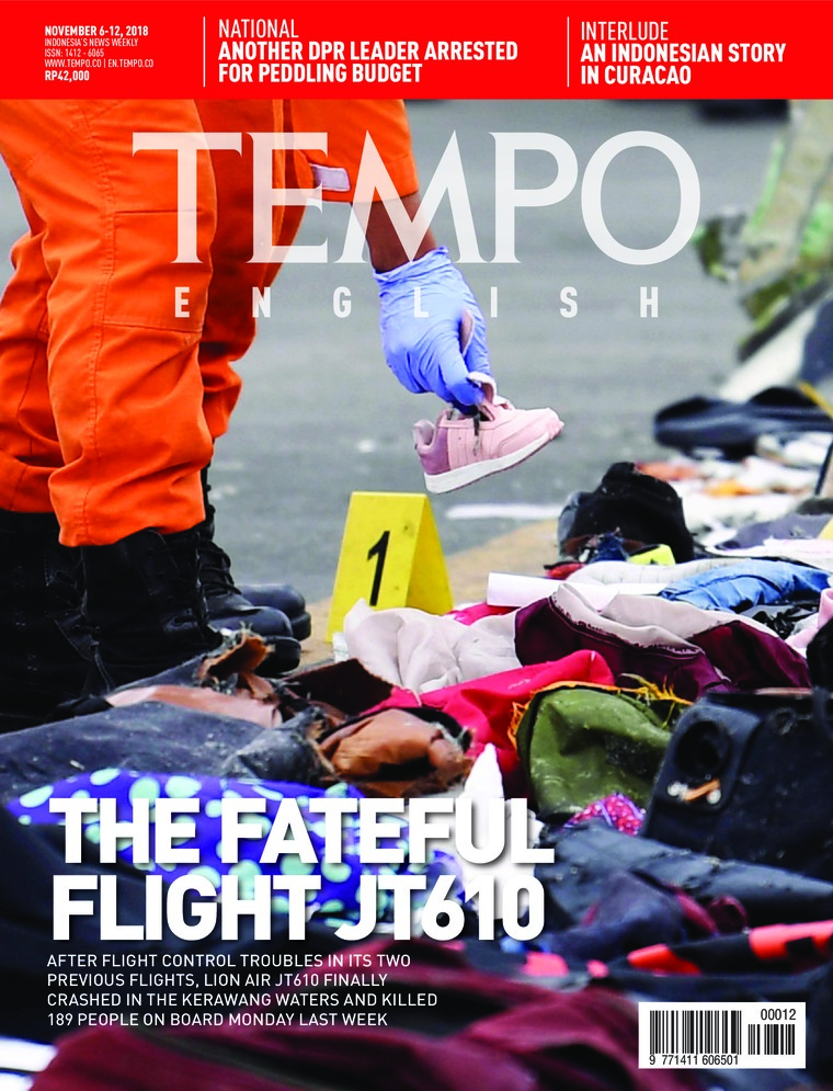 Majalah Digital TEMPO ENGLISH ED 1624 06-12 November 2018