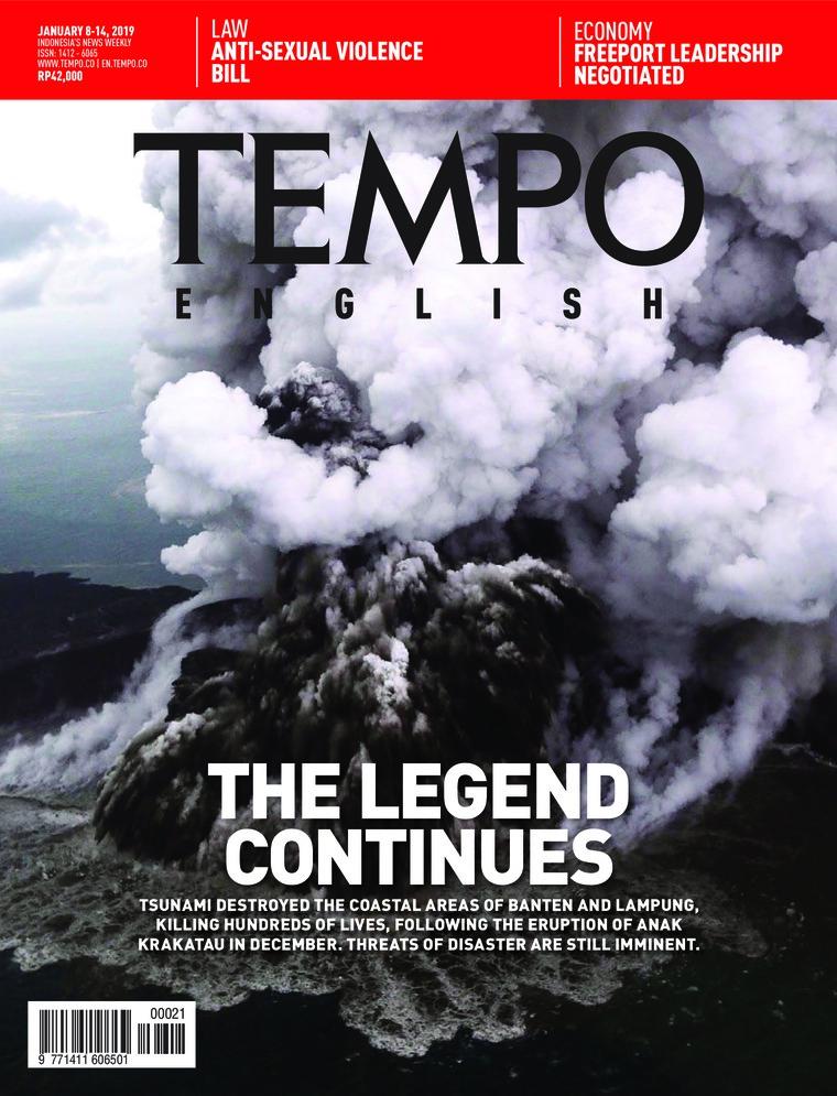 Majalah Digital TEMPO ENGLISH ED 1633 08-14 Januari 2019