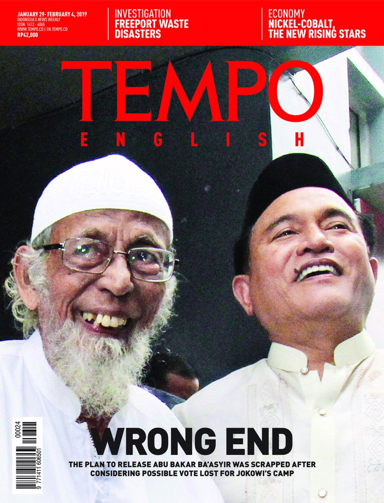 Majalah Digital TEMPO ENGLISH ED 1636 29-03 Februari 2019