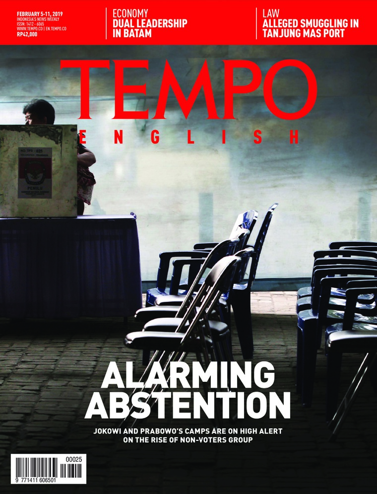 TEMPO ENGLISH ED 1637 Digital Magazine 04-10 February 2019