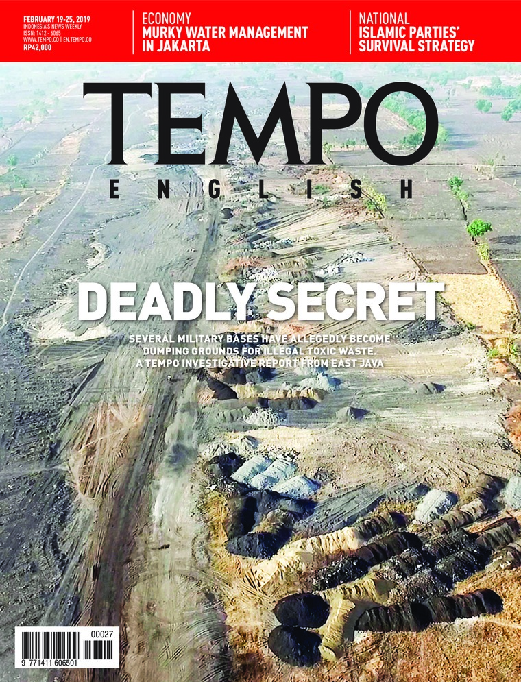 TEMPO ENGLISH ED 1639 Digital Magazine 18-24 February 2019