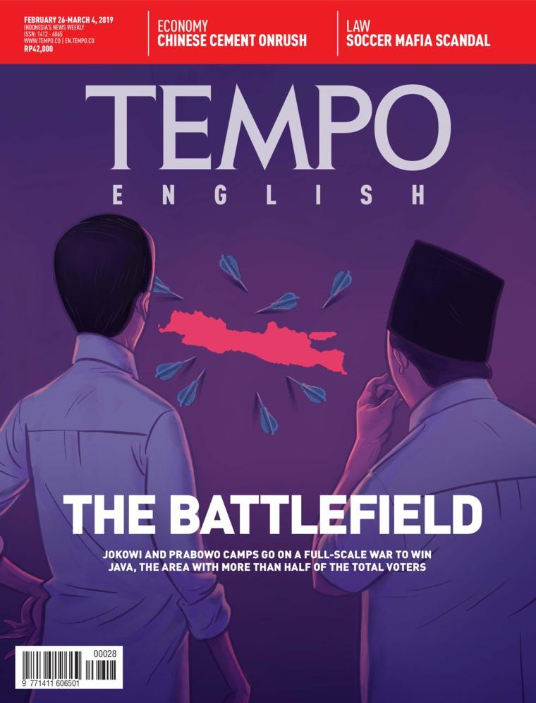 Majalah Digital TEMPO ENGLISH ED 1640 26-04 Maret 2019