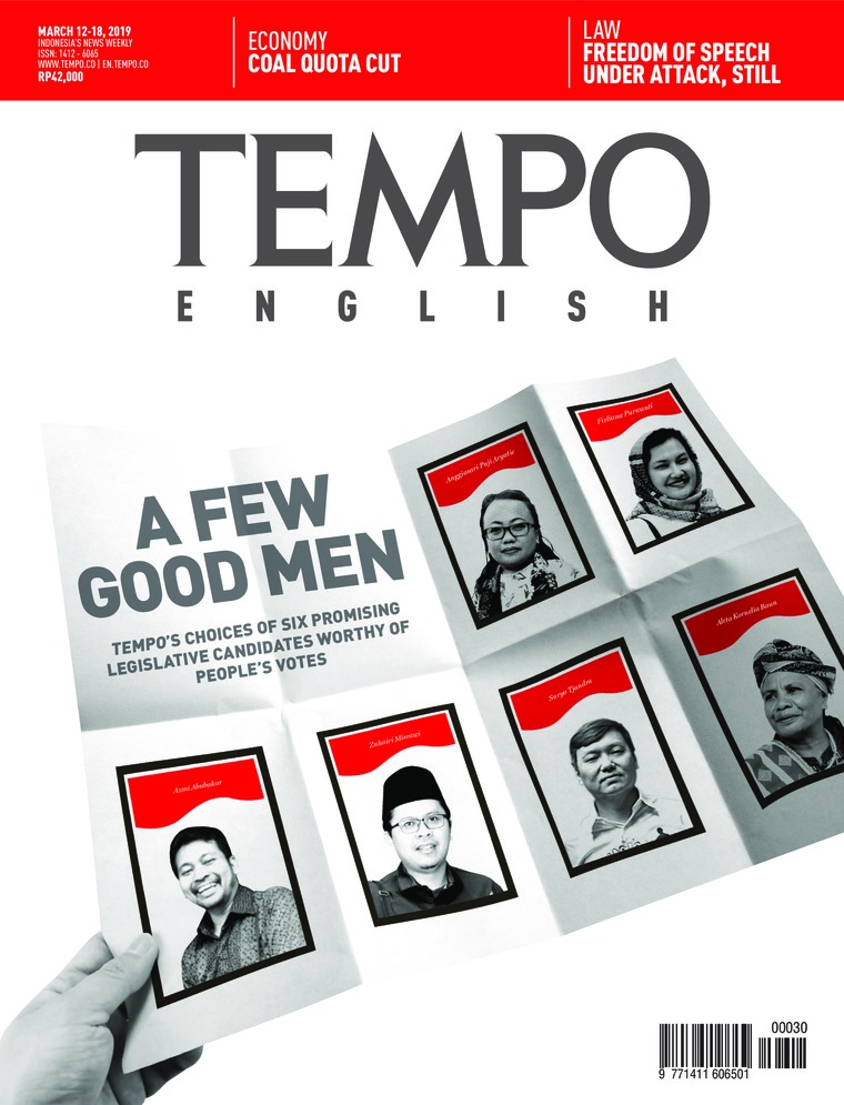 Majalah Digital TEMPO ENGLISH ED 1642 12-18 Maret 2019