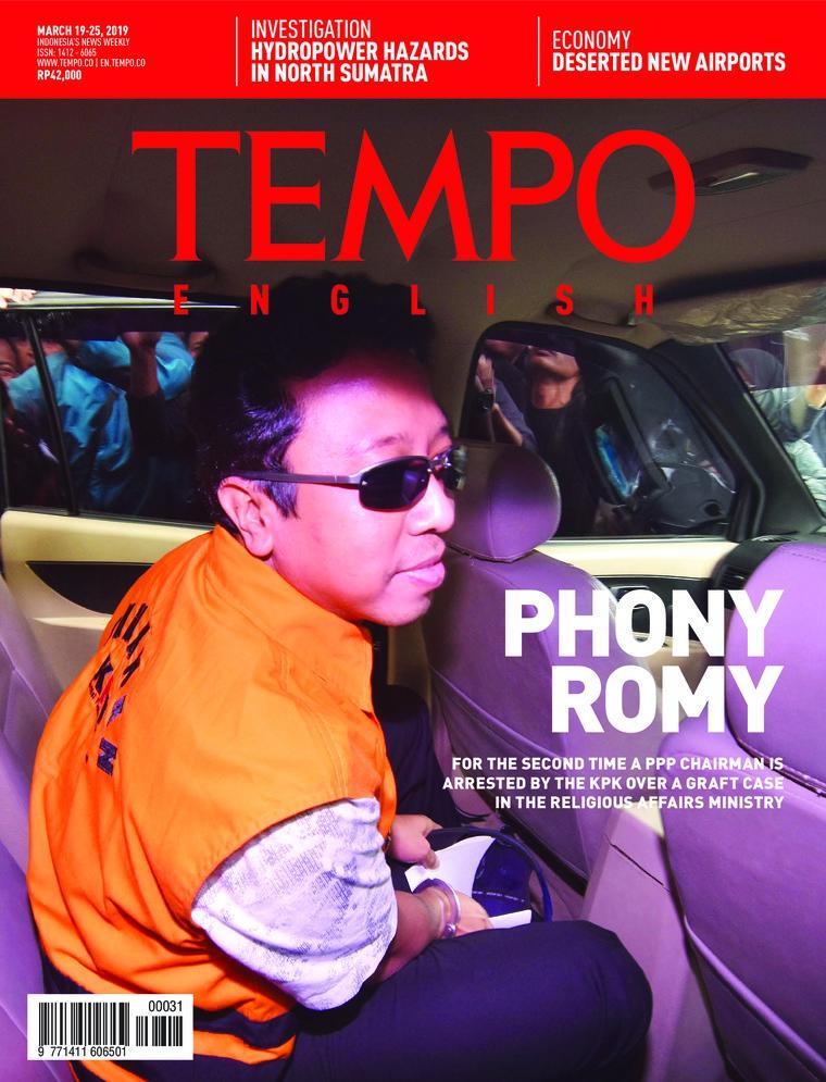 TEMPO ENGLISH ED 1643 Digital Magazine 19-25 March 2019