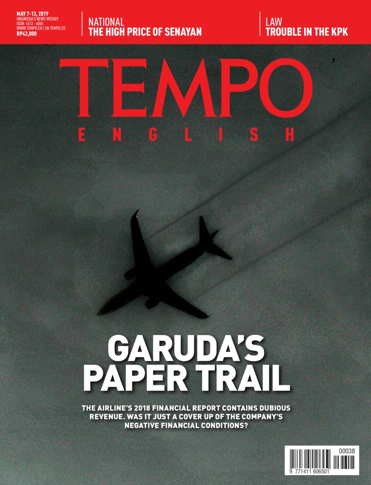 TEMPO ENGLISH ED 1650 Digital Magazine 07-13 May 2019
