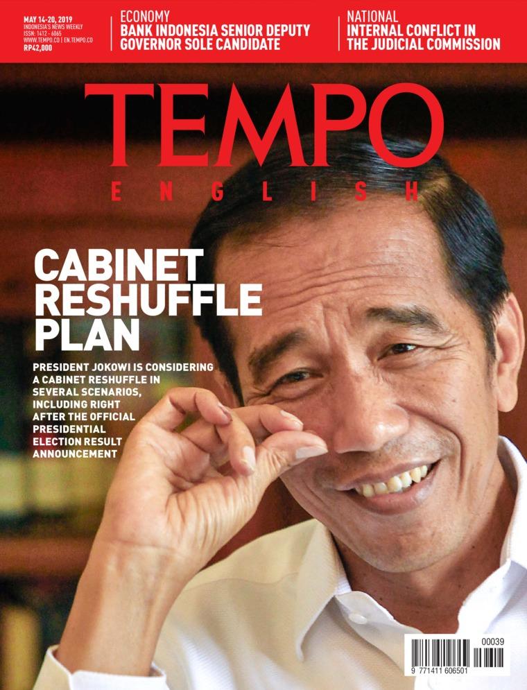 Majalah Digital TEMPO ENGLISH ED 1651 14-20 Mei 2019