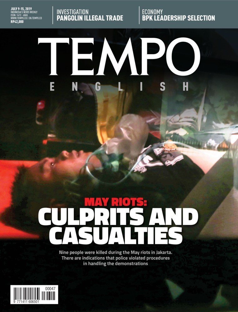 Majalah Digital TEMPO ENGLISH ED 1657 09-15 Juli 2019