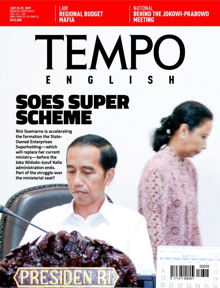 TEMPO ENGLISH ED 1659 Digital Magazine 23-29 July 2019
