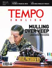 Cover Majalah TEMPO ENGLISH ED 1589 / 05–11 MAR 2018 ED 1589 05–11 Maret 2018