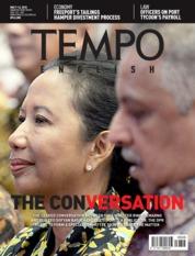 Cover Majalah TEMPO ENGLISH ED 1598 07–13 Mei 2018