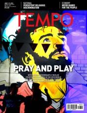 Cover Majalah TEMPO ENGLISH ED 1603 11-17 Juni 2018