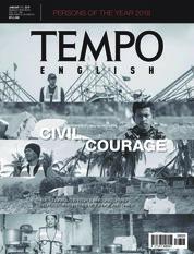 Cover Majalah TEMPO ENGLISH ED 1632 01-07 Januari 2019