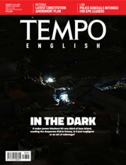 TEMPO ENGLISH ED 1662 Magazine Cover 13-19 August 2019