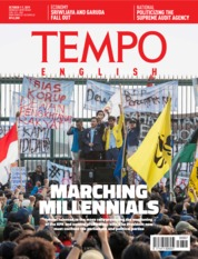 TEMPO ENGLISH ED 1669 Magazine Cover 01-07 October 2019