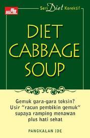 Cover Seri Diet Korektif - Diet Cabbage Soup oleh