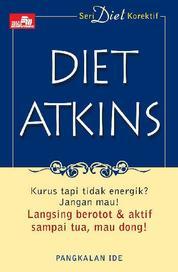 Cover Seri Diet Korektif - Diet Atkins oleh