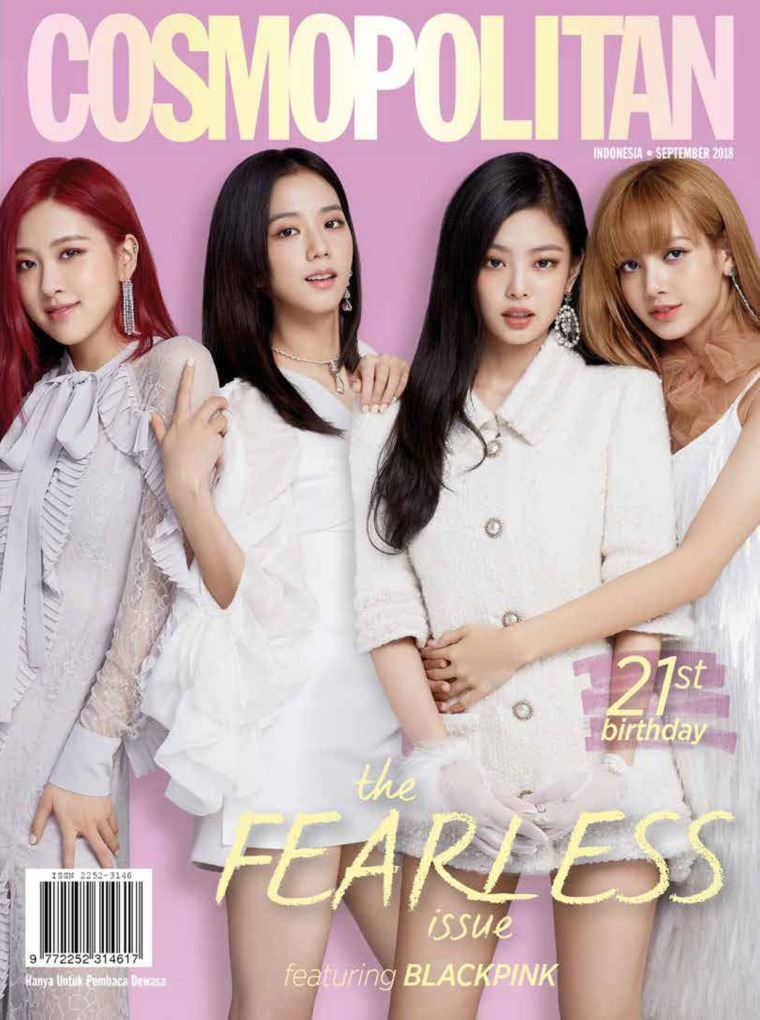 COSMOPOLITAN Indonesia Digital Magazine September 2018