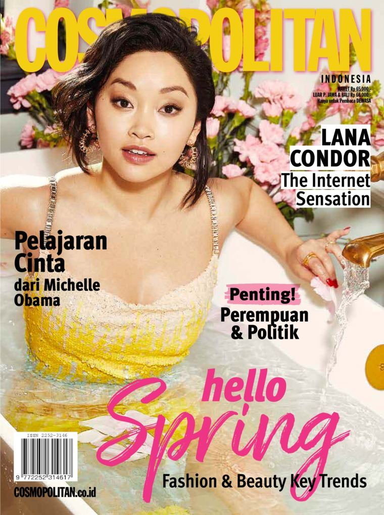 COSMOPOLITAN Indonesia Digital Magazine March 2019