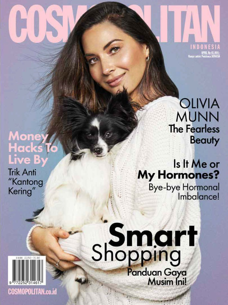COSMOPOLITAN Indonesia Digital Magazine April 2019