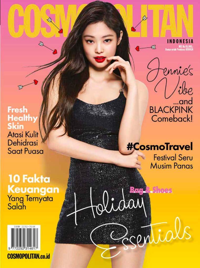 COSMOPOLITAN Indonesia Digital Magazine May 2019