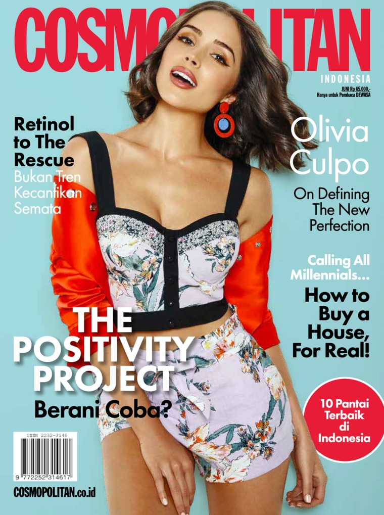 COSMOPOLITAN Indonesia Digital Magazine June 2019