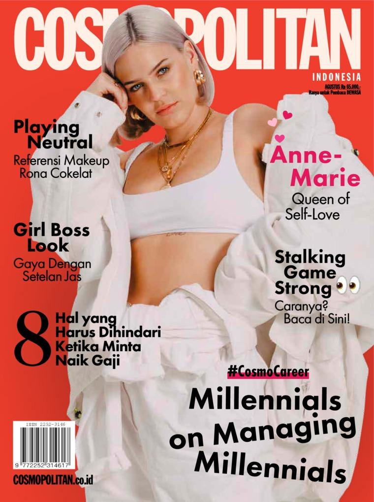 COSMOPOLITAN Indonesia Digital Magazine August 2019