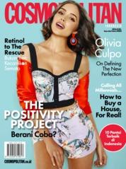 Cover Majalah COSMOPOLITAN Indonesia Juni 2019