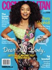 Cover Majalah COSMOPOLITAN Indonesia Juli 2019
