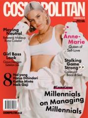 Cover Majalah COSMOPOLITAN Indonesia Agustus 2019