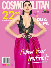 Cover Majalah COSMOPOLITAN Indonesia September 2019