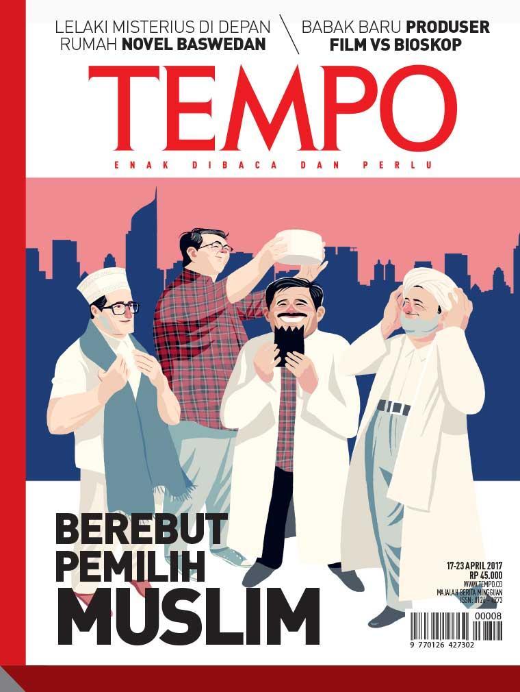 Majalah Digital TEMPO ED 4416 / 17–23 APR 2017 ED 4416 17–23 April 2017