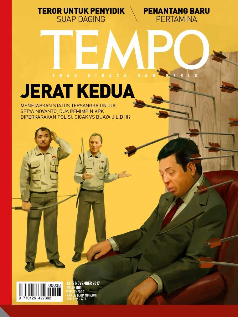 Majalah Digital TEMPO ED 4446 / 13–19 NOV 2017 ED 4446 13–19 November 2017