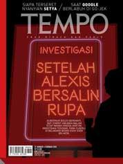 Cover Majalah TEMPO ED 4457 / 29–04 FEB 2018 ED 4457 29–04 Februari 2018