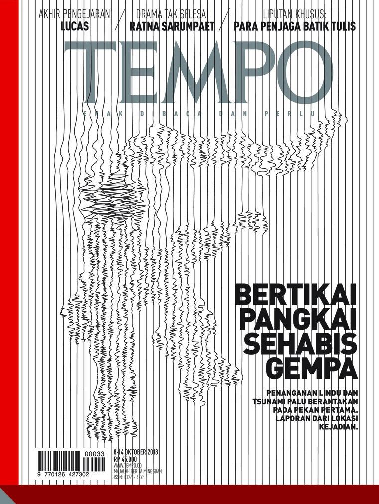 Majalah Digital TEMPO ED 4493 08-14 Oktober 2018