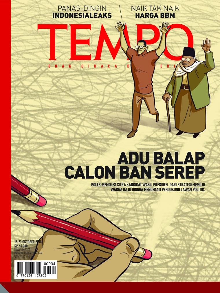 Majalah Digital TEMPO ED 4494 15-21 Oktober 2018
